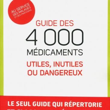 """4000 medicamentos, útiles, inútiles y peligrosos"""